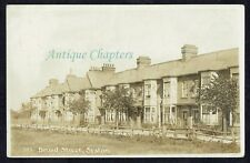 c.1905 Broad Street Syston Leicestershire Postcard C805