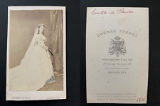 Guémar, Bruxelles, Marie Louise Alexandrine Caroline de Hohenzollern-Sigmaringen
