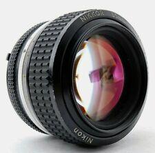 Nikkor 1:1,2 de f 50 mm