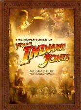 THE ADVENTURES OF YOUNG INDIANA JONES - VOLUME 1 NEW DVD