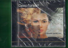 DEEP FOREST - MUSIC DETECTED CD NUOVO SIGILLATO