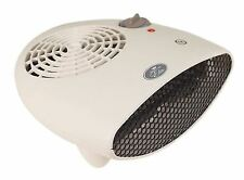 Prem-I-Air Extra Powerful 2.4Kw Fan Heater - 3 Heat Settings & Thermostat
