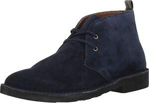 Polo Ralph Lauren Talan Men Chukka Boots Leather Suede