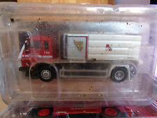 Del Prado Lastwagen Feuerwehrmann 1996 ANHÄNGER RIESEN-BÄRENKLAU-STEYR 19KP