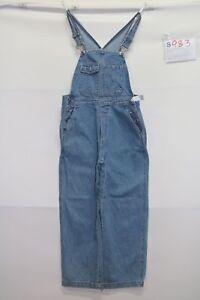 Salopette GAP (Cod.S983) Tg S jeans usato vintage salopet