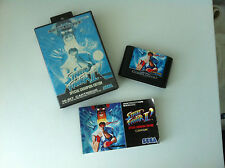"SEGA Mega Drive Spiel ""Street Fighter 2"" Special Champion Edition"