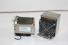 Lot of 2 HP 398293-001 Workstation Heatsink & Fan Assembly for XW8400 XW6400