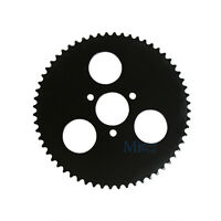 60 Tooth Rear Sprocket Fit 6mm 25H Minimoto Chain Racing Bike