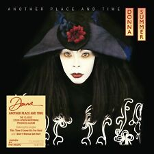 DONNA SUMMER - ANOTHER PLACE AND TIME (MINI REPLICA SLEEVE)  CD NEW!
