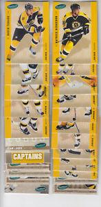 05/06 Parkhurst Boston Bruins Team Set incl. RCs & Inserts - Toivonen RC +