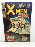 X-Men #37 Silver Age Comic Books! Marvel Higher Grade VF+