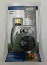 Orbit Single Outlet Hose Watering Timer - Green