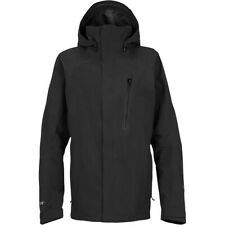 Burton AK Gore-Tex 2L Altitude Snowboard Jacket Black Size XS