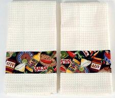 New in box Turkish marg margarita bar towels