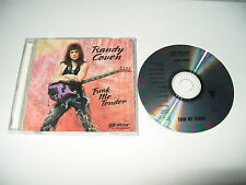 Randy Coven Funk Me Tender cd 12 tracks excellent condition