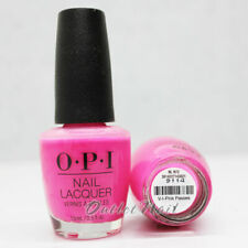 OPI Nail Lacquer NL N72 V-I-Pink Passes NLN72 Spring Summer 2019 Neon Collection