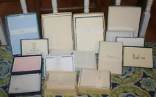 Lot of Vintage Crane's Stationary: Paper, Postcards, Cards, Envelopes