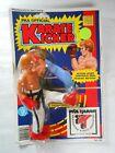 Karate Kicker Action Figure PKA Official Thunderfoot Placo Toys 1985 NOS