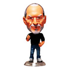 """1:16 Steve Jobs Funny Bubble Head Action Figure Toys Doll With Accessories 2.5"""""""