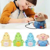 Kreatives induktives Spielzeug Schwein mit magischem Stift Weihnachten Toy