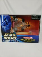 *NEW IN BOX* SEALED Star Wars Sebulba's Pod Racer, Galoob Action Fleet Episode 1