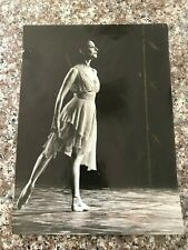 Opera Ballet Cuban dancer Alicia Alonso Big Photo 1980s