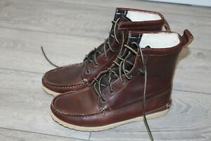 QUODDY GRIZZLY HUNT BOOTS UK 7 (US 8, EU 41) BNWOB