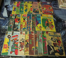Saturday Morning!24 cartoon comics Hair Bear Bunch Globetrotters Woody1950s-1975