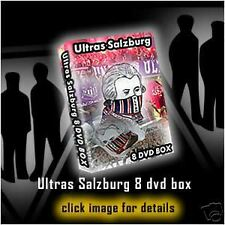HOOLIGANS,ULTRAS 8 DVD BOX ULTRAS SALZBURG -NEW-