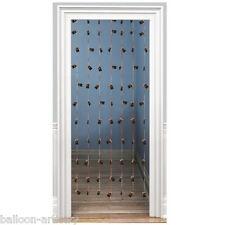 Halloween Bloody Razor Blade Gory Doorway Curtain