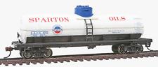 Bachmann H0 17848 40' Single-Dome Tank Car - Ready to Run - Sparton Oil Co.