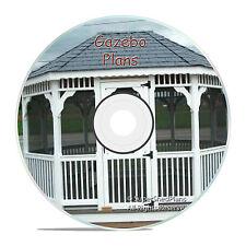 Backyard Design Gazebo Plans, 10x16 Octagon Gazebo Plans, Step by Step Guides