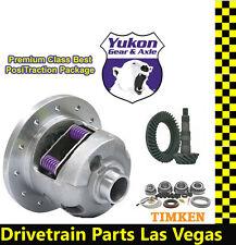 """Yukon Timken DuraGrip Posi Pkg GM 8.6"""" 3.42 Gear Set Master Kit 30 Spl 2000 2008"""