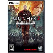 The Witcher 2: Assassins Of Kings Enhanced Edition, Windows XP, Windows Vista, P