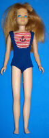 Vintage Skipper Bendable Leg Doll #1030 Titian Red Hair Barbie Sister OSS BL '64