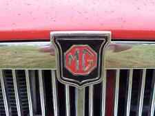 MG Bonnet 2411 Grille A4 Photo Poster