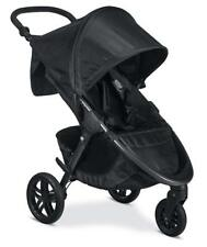 Britax 2018 B-Free 3 Single Stroller in Cool Flow Grey Fabric New Free Shipping!