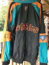 New listing Vntg Miami Dolphins NFL Pro Player Waterproof Jacket Size XL Windbreaker Nylon