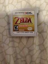 "Nintendo 3DS Legend of Zelda Ocarina of Time DEMO Version ""Not for Resale"" NFR"