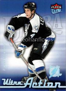 2006-07 Ultra Action #UA27 Vincent Lecavalier Tampa Bay Lightning