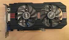 Grafikkarte Asus NVidia GeForce GTX750TI-OC-2GD5