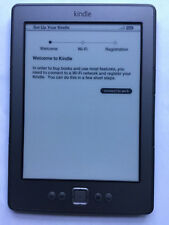 Amazon Kindle 4th Gen (No Touch) 2011 eBook Reader D01100 2GB WIFI 6in Grey