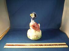 "RARE Beatrix Potter Schmid Jemima Duck ""Younger Than Springtime"" 1988 Music Box"