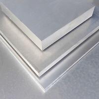 Aluminium Platte 240x150x30mm AlMg3 5754 Zuschnitt Alu Block (37,95 €/m)