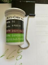 50 count No Box  ACCU-CHEK Aviva Plus Test Strips - Retail  ...1to9/2021