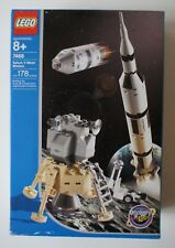 Lego 7468 Discovery - Saturn V Moon Mission - Brand New SealedListed