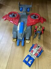 G1 Transformers Damaged Pretender Lot Starscream And Skyhammer