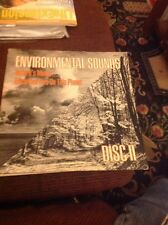 Environmental Sounds, Disc II, 1972, Nature's Music Recorded Live On This Planet