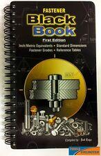 Fastener Black Book - Ultimate Comprehensive Pocket Guide
