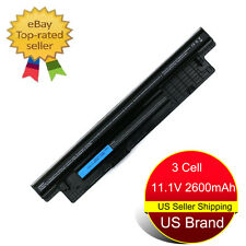 3 Cell Battery For Dell Inspiron 14R-3421 15 - 3521 5521 17- 3721  XCMRD MR90Y